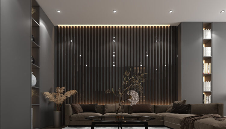 3D Interior Apartment 231 Scene File 3dsmax By Phu Nguyen 4