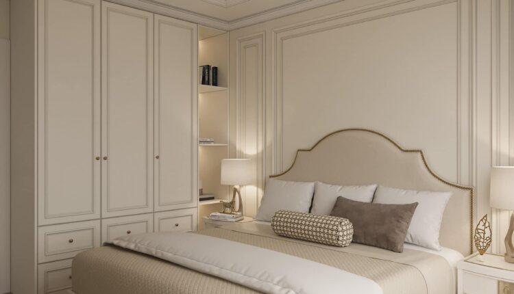 3D Interior Apartment 235 Scene File 3dsmax by Hai 9