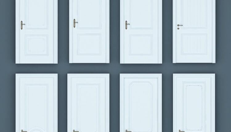 11055. Download Free 3D Door Models (5)