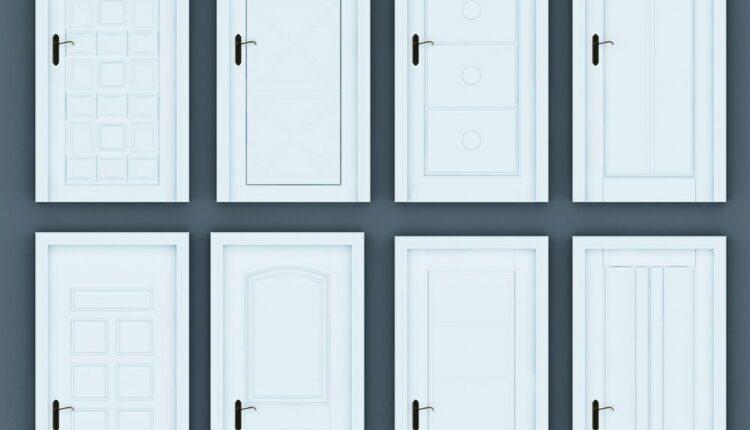 11056. Download Free 3D Door Models