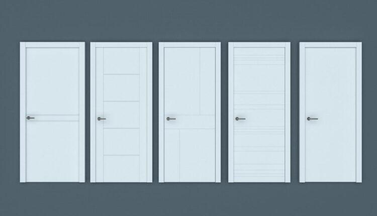 11057. Download Free 3D Door Models