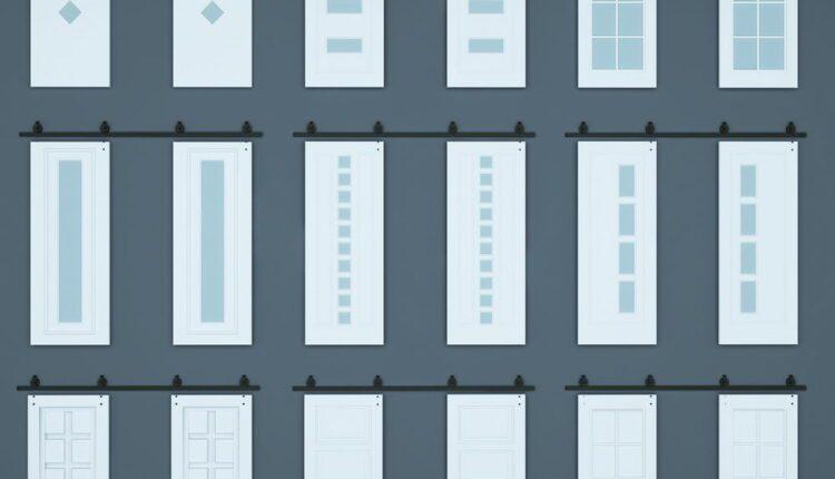 11058. Download Free 3D Door Models