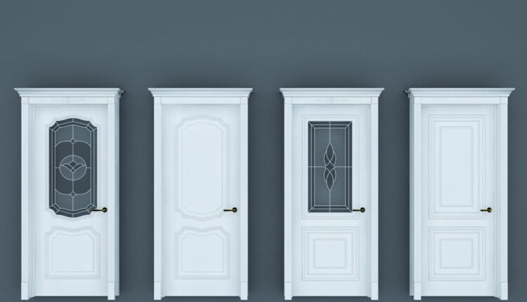 11060. Download Free 3D Door Models