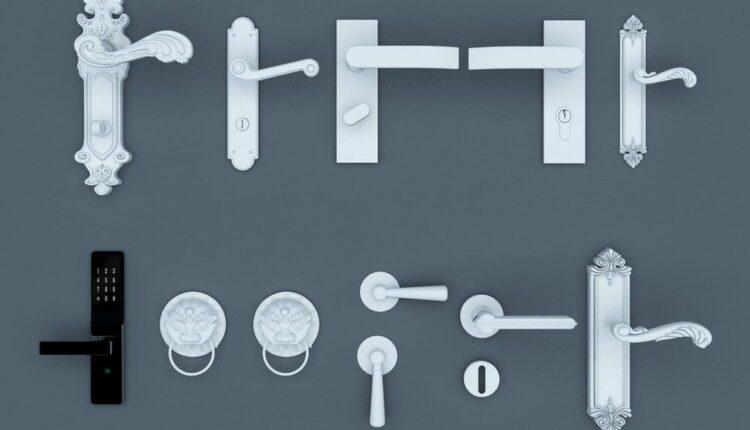 11061. Download Free 3D Door Models