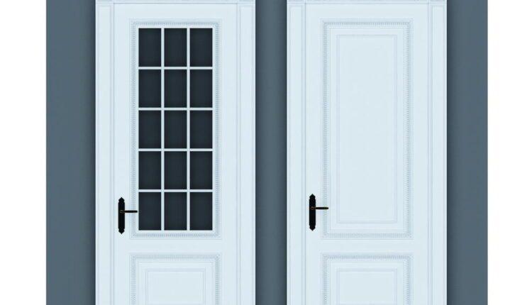 11062. Download Free 3D Door Models