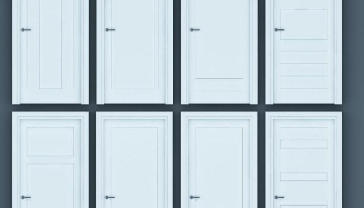 11063. Download Free 3D Door Models