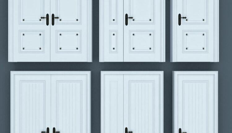 11065. Download Free 3D Door Models (2)