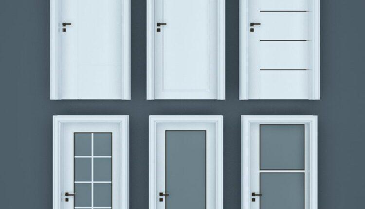 11065. Download Free 3D Door Models