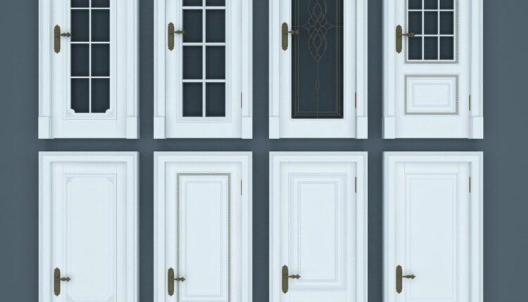 11065. Download Free 3D Door Models (5)