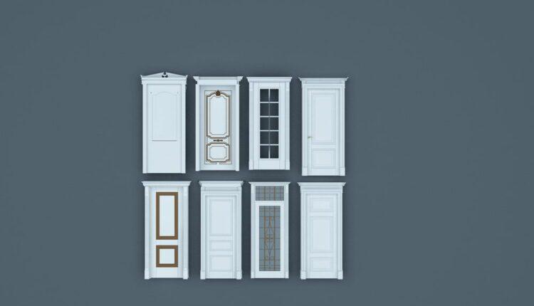 11065. Download Free 3D Door Models (6)