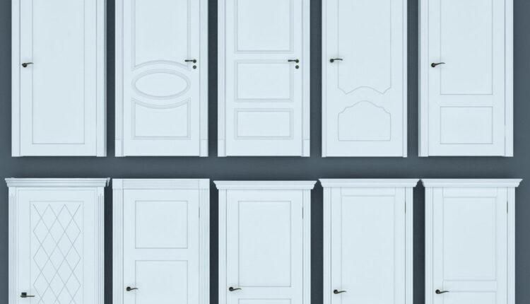 11065. Download Free 3D Door Models (7)