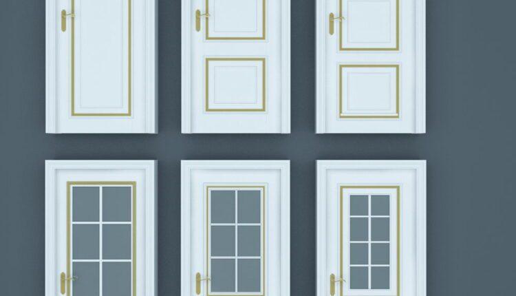 11065. Download Free 3D Door Models (8)