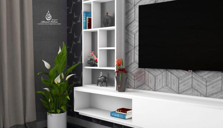 11089. Free 3D Interior Bedroom Model Download By Ahmed Salim